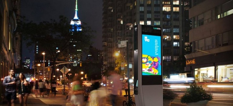 اینترنت وای فای رایگان  در کل شهر نیویورک