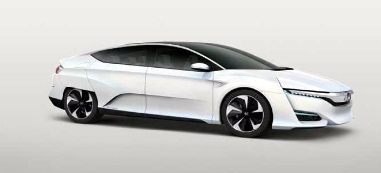 قدم رو به جلو در دنیای خودروهای پیل سوختی با کانسپت FCV هوندا