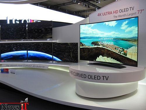3 مسئله مهم قبل از خرید تلویزیون منحنی