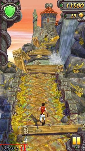 بررسی بازی Temple run 2