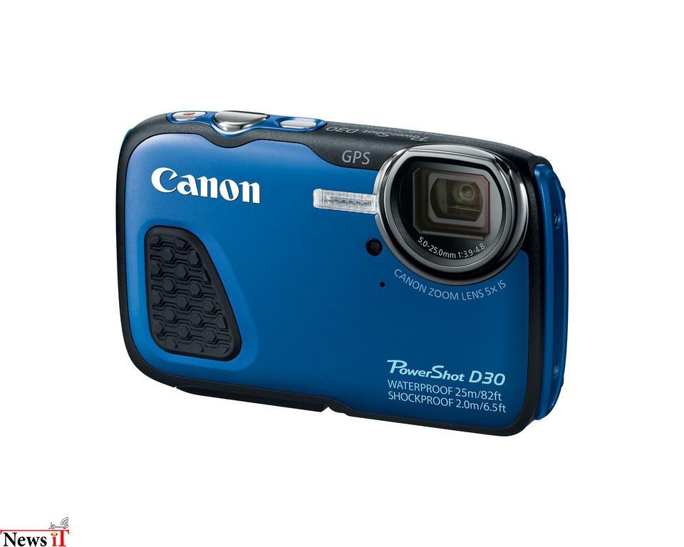CanonPowershotD20