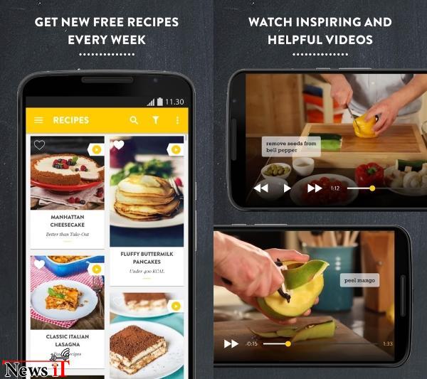 معرفی Kitchen Stories؛ اپلیکیشنی جامع برای آموزش قدم به قدم آشپزی