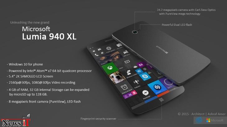 Microsoft-Lumia-940-XL-design