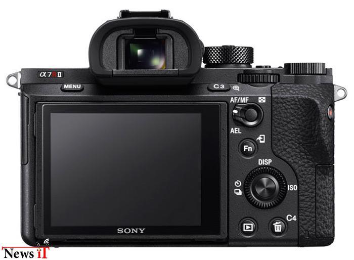 دوربین سونی a7R II